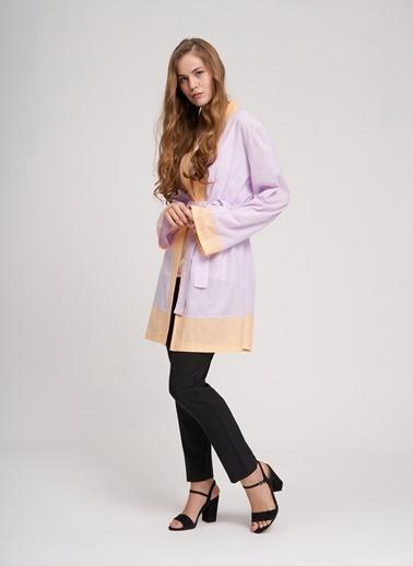 Mizalle Kimono Lila